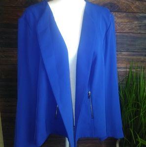 Calvin Klein blue Blazer 20w